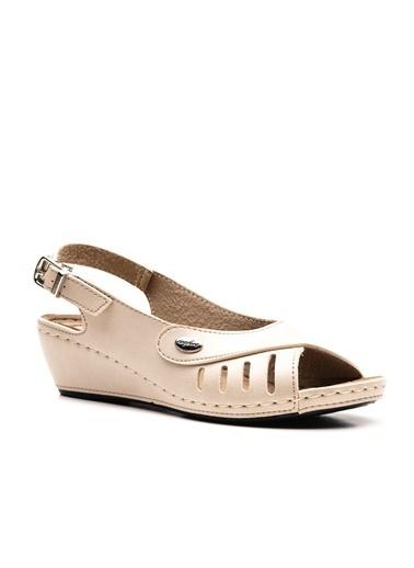 Esem Sandalet Bej